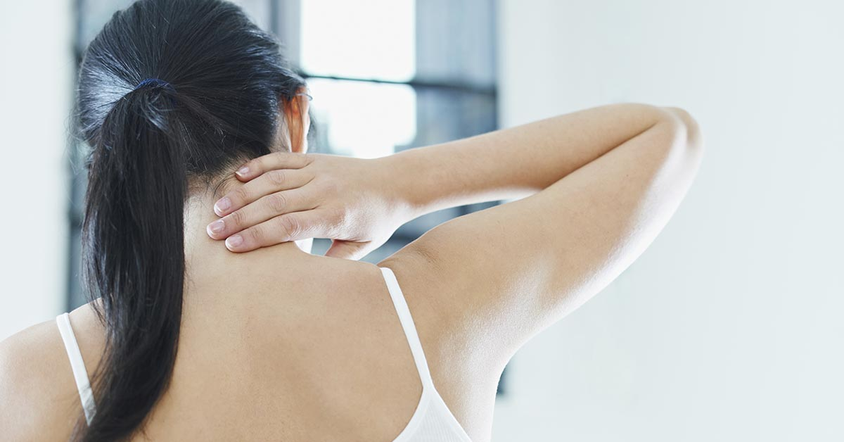 Bay Shore chiropractic neck pain treatment
